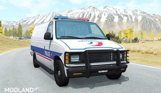 Gavril H-Series Police Nationale [0.14.0]